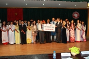 Closing Ceremony for 4th Intake of Bachelor of Business Studies Training Uiversity of Bedfordshire (UK)