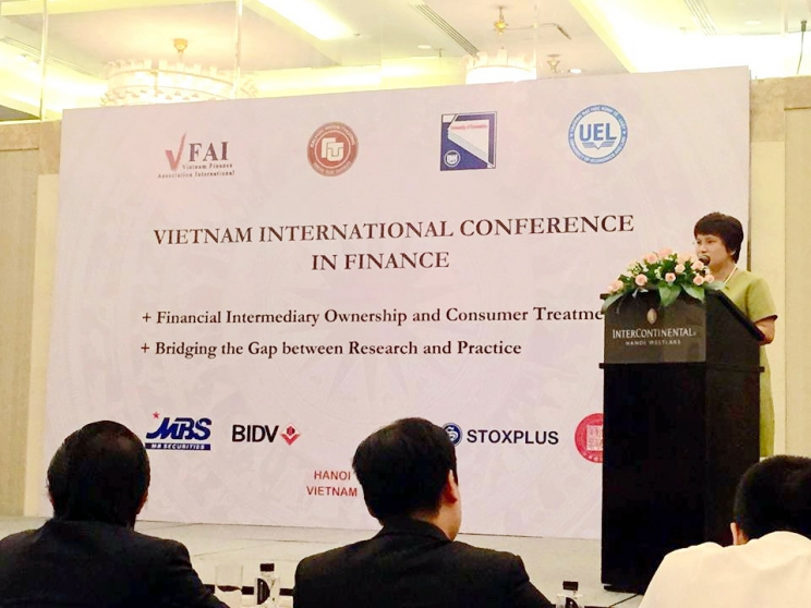 The 4th Vietnam International Conference in Finance (VICIF 2017)