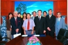 Agreement with Keio University (Japan)
