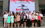 Best Thesis Award 2016