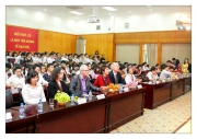 Faculty of International Education's opening ceremony of the Training Bachelor Programs