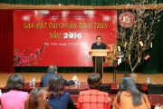Lunar New Year Meeting at FTU 2016