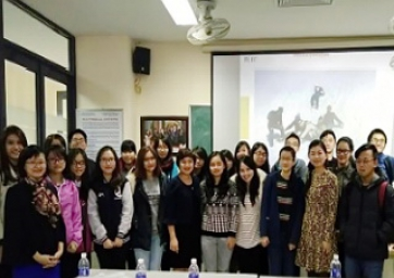 Workshop of Student Transfer to University of Applied Sciences and Arts Northwestern Switzerland (FHNW)