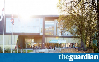 Bedfordshire University - Partner of the Foreign Trade University - Breaks into the Top 100 Best Universities in England