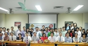 The Thesis Oral Defense of the Joint Master Program in Business Administration (5th intake) between FTU & Meiho university (Taiwan)