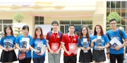 Foreign Trade University welcomed course No. 55 students entering school