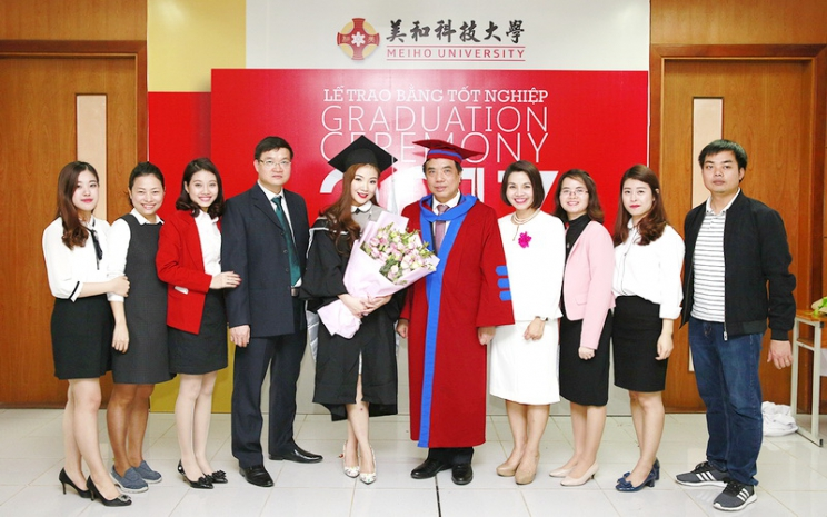 The Graduation Ceremony for Master of Business Administration EMBA Cohort 7 and the Opening Ceremony for Master of Business Administration EMBA Cohort 12