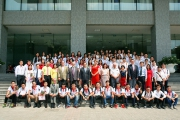 The Opening Ceremony of Associate Training Bachelor Programs between FTU and three foreign universities